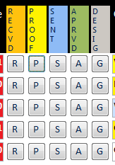 Use conditional formatting in code for easy maintenance and