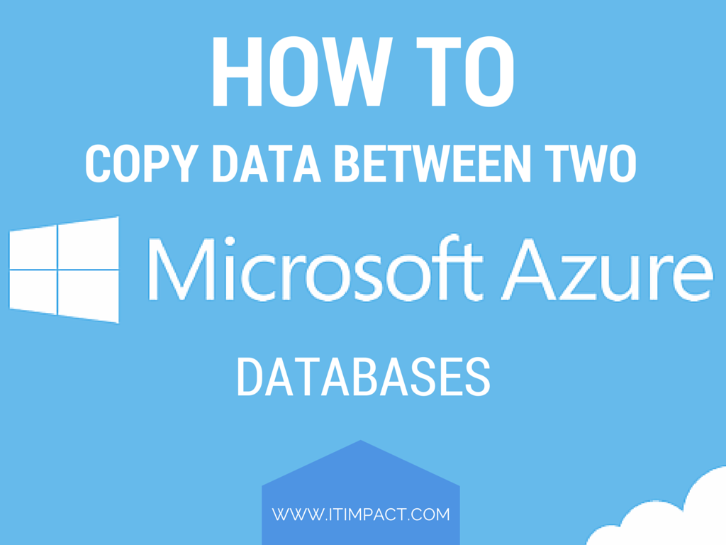 how to copy data from
