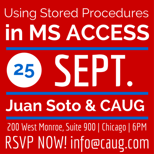 Thursday, September 25, 2014 at 6 PM