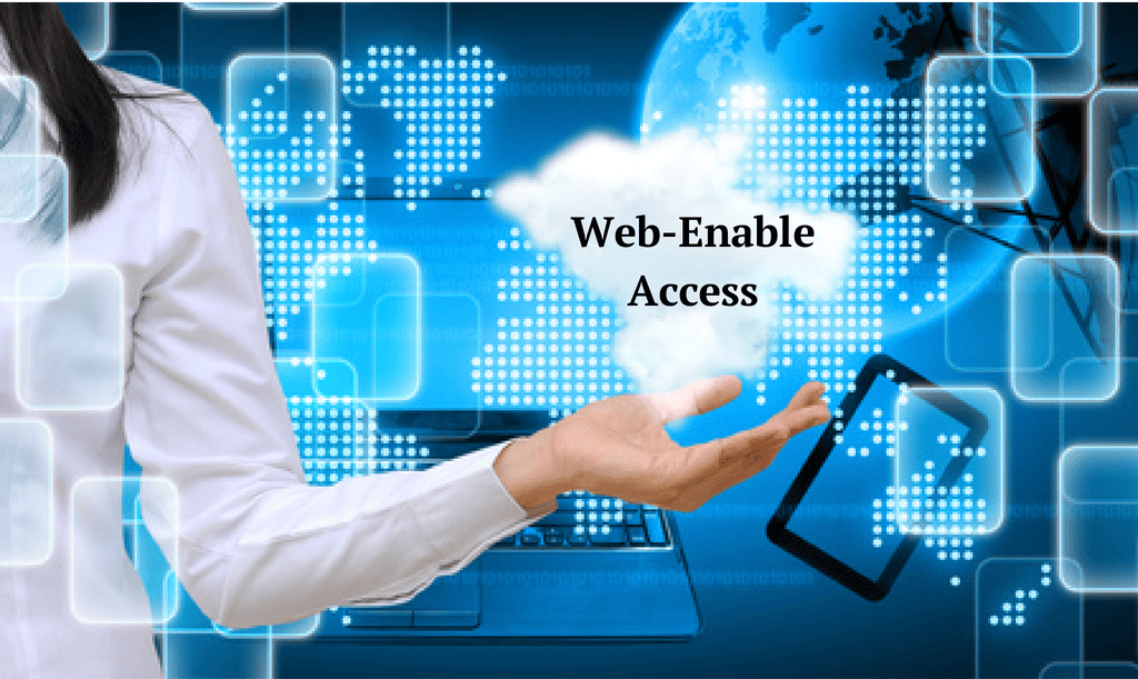 Web Enable Access