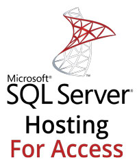 sql server hosting for access