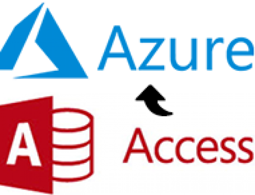 Upgrade Microsoft Access Database to Azure SQL