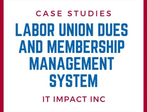 Labor Union Dues and Membership Management System