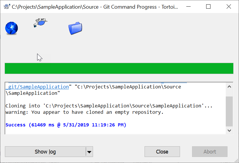 Using OASIS-SVN and git for Access source code control